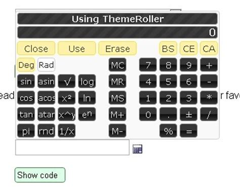 calculator using jquery jquery plugin to show window scroll in percentage