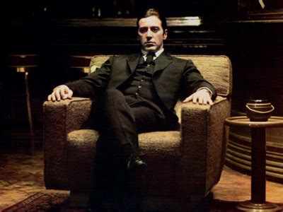 The Godfather Chair by Quoting 26 27 The Godfather The Godfather Part