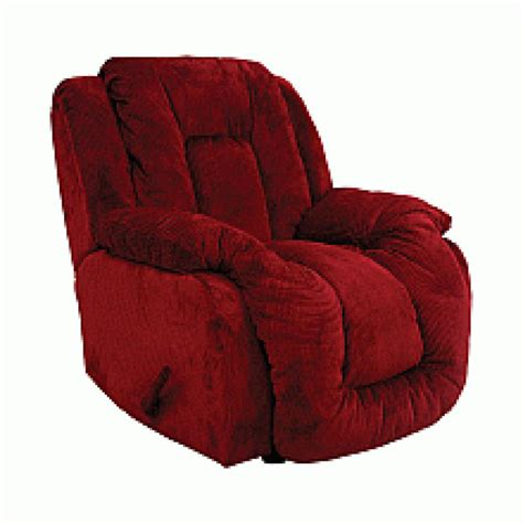 burgundy recliner barcalounger summit casual comforts recliner chair