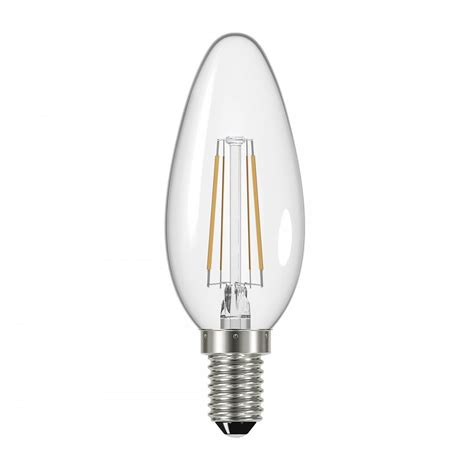Led Chandelier Candle Bulb 4 Watt With Ses E14 Small Candle Led Light Bulbs