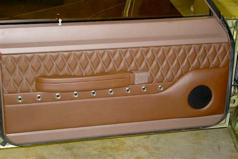 M And M Upholstery by M M Rod Interiors Drops Jaws At Sema