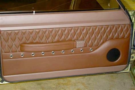 M M Upholstery by M M Rod Interiors Drops Jaws At Sema
