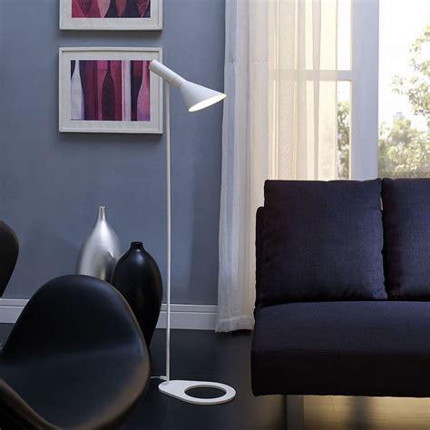 arne jacobsen aj floor lamp reproduction  modern source