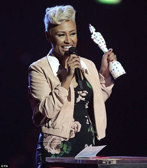 She Wonthank You To Everyone 2 by Brits 2013 Emeli Sand 233 And Ben Howard Lead Winners With