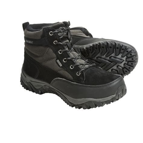 khombu boots mens khombu mogul lace winter boots for save 35
