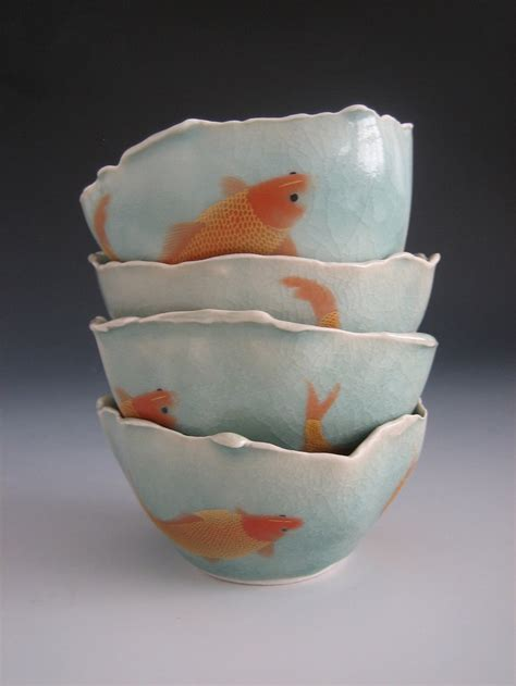 care for goldfish in ceramic bowls 119 best things i d like to fill my home with images on