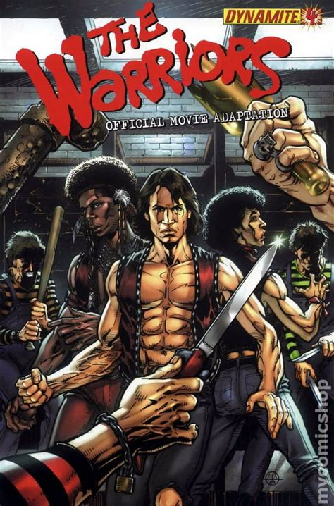 Novel Warriors warriors official adaptation 2009 dabel bros comic books