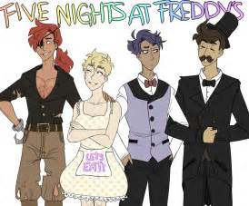 Five nights at freddys foxy human five nights at freddy s by