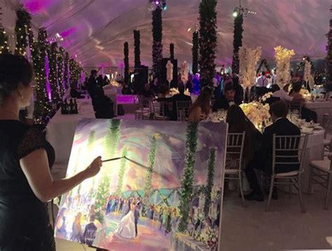 live event themes live event painting agnes csiszar russo