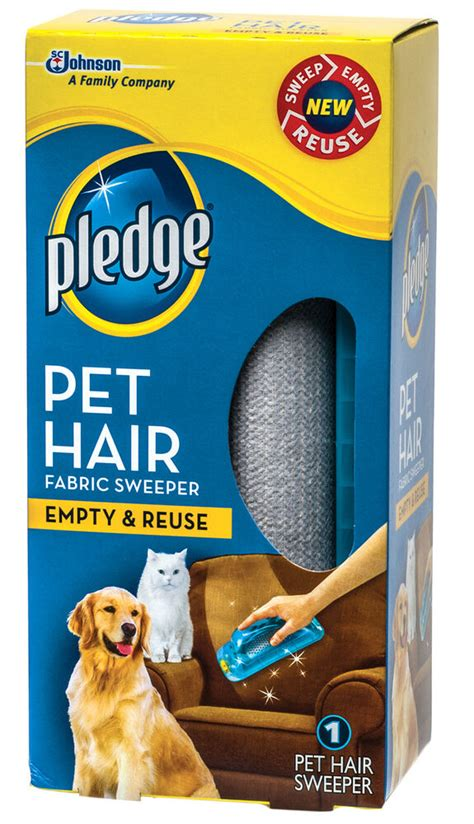 Upholstery Pet Hair Remover by Pledge Pet Hair Fabric Sweeper Cat Lint Roller Remover