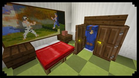 How To Build A Closet In Minecraft by Minecraft How To Make A Closet Improved Version