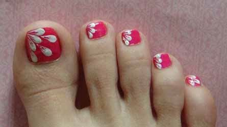 Deco Ongle Pied by Deco Nails Pieds Deco Ongle Fr