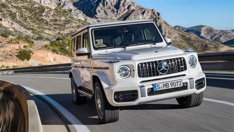 Nex Mercedes G63 2019 mercedes amg g63 debuts with 577 hp the torque report