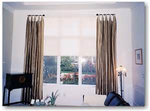 Side Panel Window Curtains Blind Alley Casual Window Treatments Portfolio