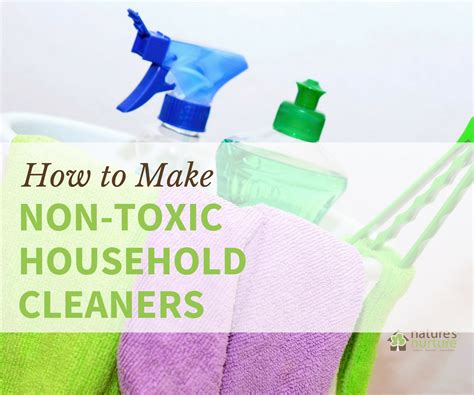 toxic household cleaners homemade household cleaners that work crazy homemade