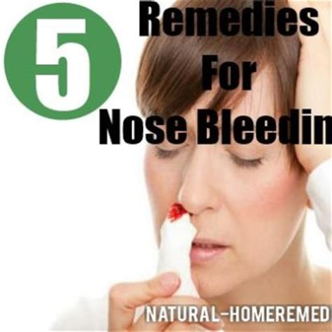 light headed nose bleed and headache how to make