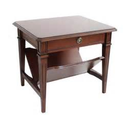 Quality Dining Room Tables - winchester mahogany magazine rack table furniture outlet