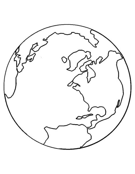 coloring page of a globe world globe coloring pages coloring home