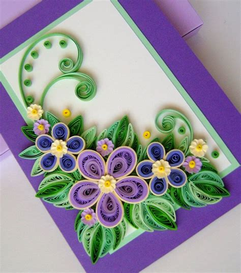 Handmade Craft Ideas Paper Quilling - 53 best quilling cards images on cards