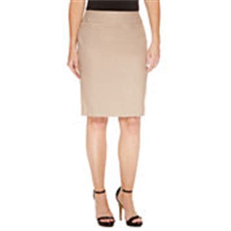 petites size beige skirts for jcpenney