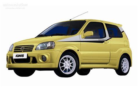 Suzuki Sport Specifications Suzuki Ignis Sport Specs 2003 2004 2005 2006