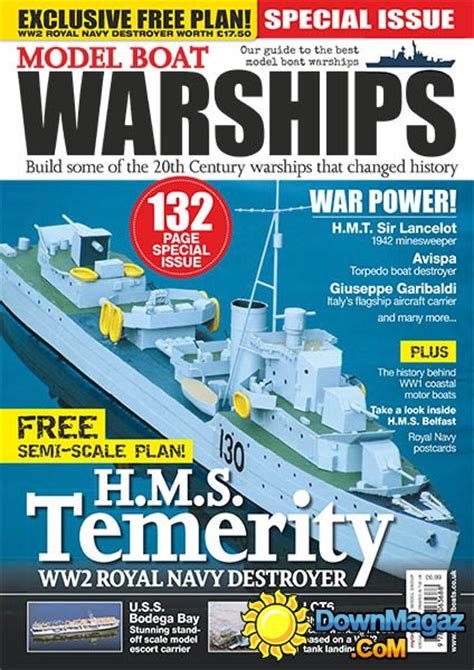 model boat magazine download model boat warships model boats special issue 187 download