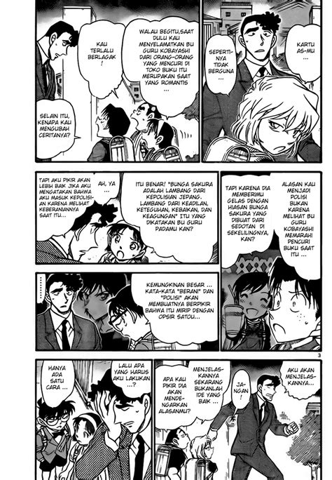 baca komik indonesia comic detective conan indonesia chapter 708 bunga