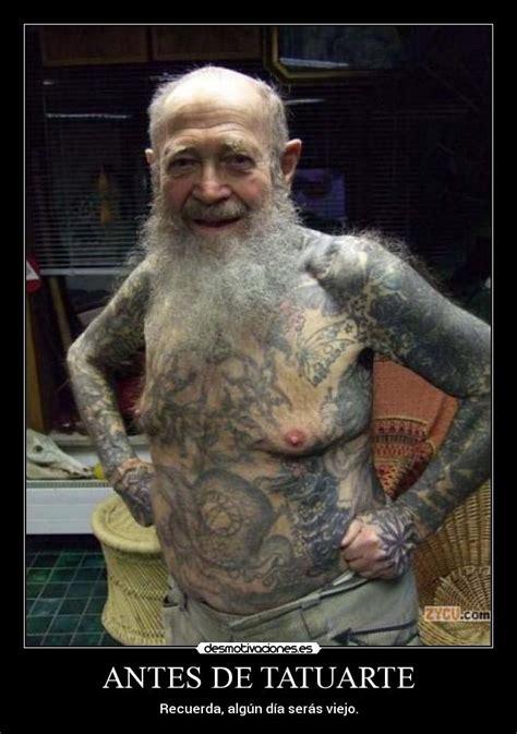 antes de tatuarte desmotivaciones