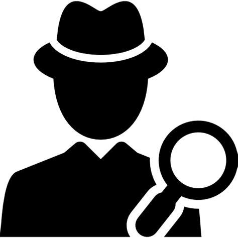 Investigator Search Detective Searching Eye Search Explore Investigator Icon