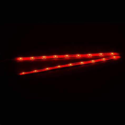 Aqualitz Max Led 24 In Light Strip Red West Marine Max Led Light Strips