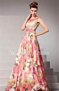 floral dresses long length