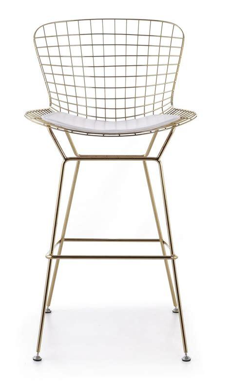 Bertoia Bar Stool Gold by 360 Best Casa Bonita Images On Armchairs Arm