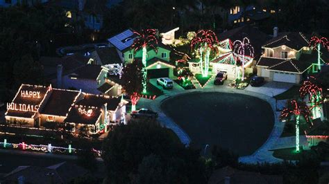 helicopter christmas light tours okc aerial holiday light tour offers a santa eye view