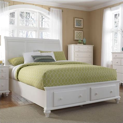broyhill hayden place bedroom set broyhill hayden place sleigh storage bed in white