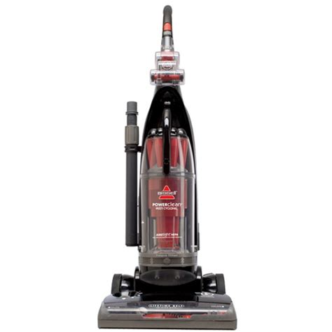 Bissell Upholstery Cleaner Walmart Powerclean 174 Multi Cyclonic Bagless Upright Vacuum Bissell 174