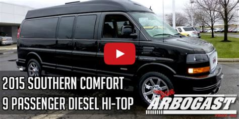southern comfort auto repair 2015 conversion vans featuring the southern comfort elite