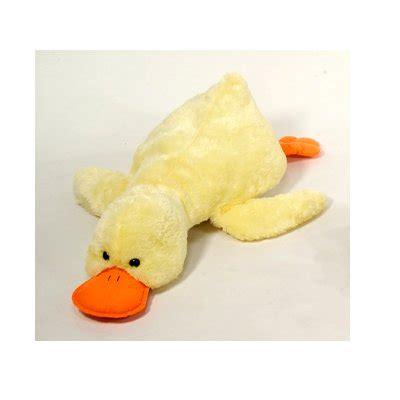 amazon com higogogo super cute plush toy bean bag chair pink red laydown duck soft plush stuffed animal toy by 24 quot super