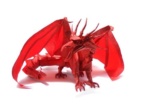 How To Make An Origami Ancient - 1000 images about origami dragons on
