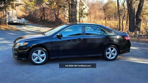 2011 Toyota Camry Manual 2011 Toyota Camry Owners Manual Specs Price Release