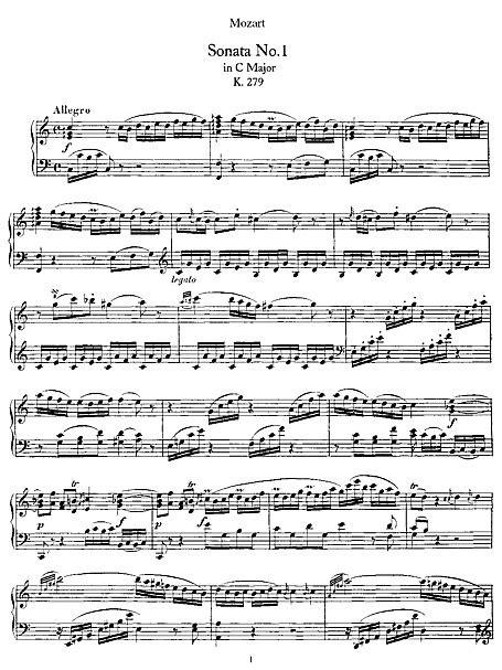 testo requiem mozart piano sonata no 1 pianoforte spartiti cantorion