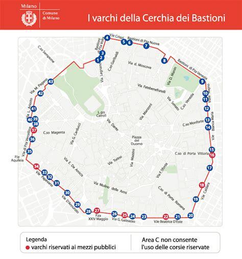 ufficio ztl roma area c mappa della zona a traffico limitato di