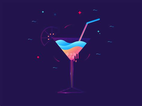 cocktail logo cocktail logo uplabs