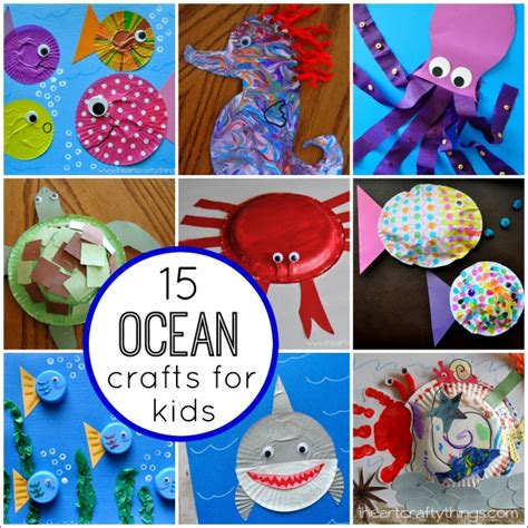 sea crafts for cupcake liner x fish craft fish crafts cupcake