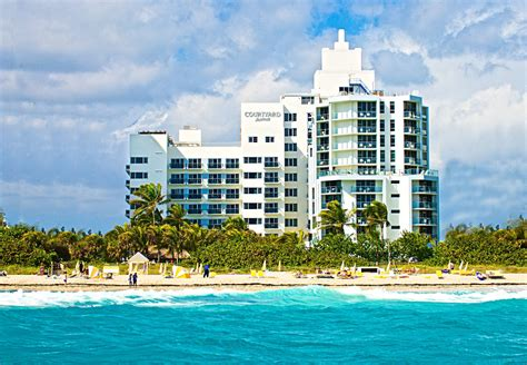 Courtyard Cadillac by Courtyard By Marriott Cadillac Miami Oceanfront Closed