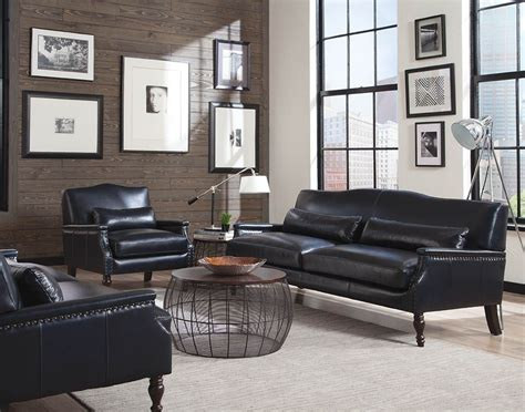 blue leather living room set felipe regal blue leather living room set wh 1545 30 9050 lazzaro