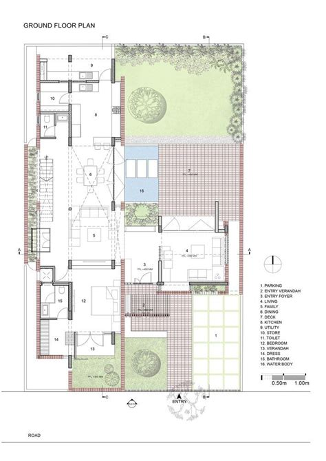 david and christine weisblat house plan 1951 frank lloy 12890 best images about mimari planlar on pinterest