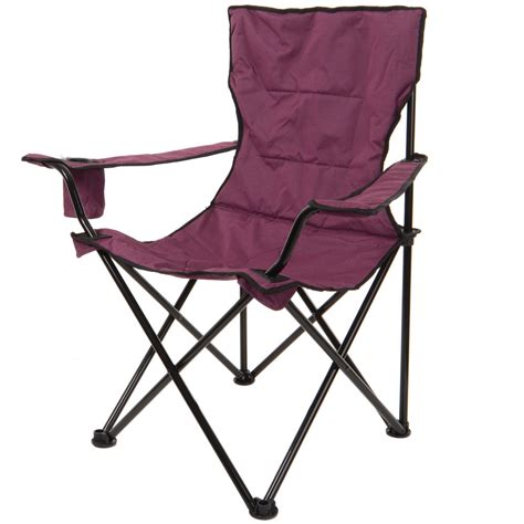 padded cing chair folding padded outdoor folding chairs with arms 2 x azuma deluxe