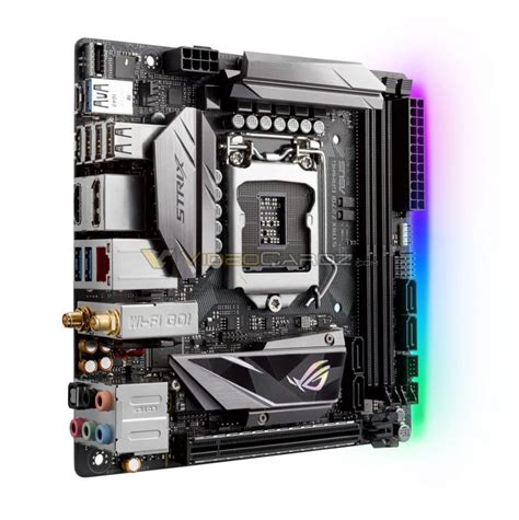 Stripe Top Kw 812 usb 3 1 motherboard connector revealed small form factor