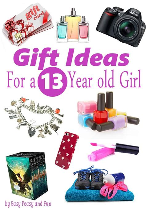 christmas presents for 13 yr old girl share the knownledge