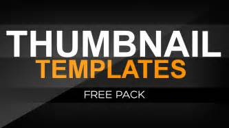 Thumbnail Template by Free Thumbnail Templates Pack